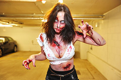 2013 Zombie Valentine Contest - Rosie Jones (SinisterVisions) Tags: zombie zombies pinup pinups rosiejones zombiepinups 2013zombievalentinecontest