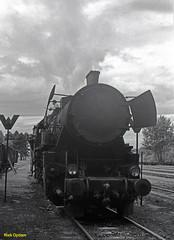 1975-08-18 Strasshof (niek opdam) Tags: wien steam 93 bb 52 dampflok engien strasshof