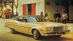 1976 Ford Gran Torino Brougham 4-Door Pillard Hardtop (coconv) Tags: pictures auto old classic cars ford hardtop car vintage magazine ads advertising torino cards four photo flyer automobile post image photos antique postcard ad picture images advertisement vehicles photographs card photograph postcards vehicle gran autos collectible collectors brochure automobiles 1976 dealer 76 brougham prestige 4door pillard vision:text=0534 vision:outdoor=0557 vision:car=053