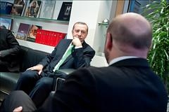 Turkey's Prime Minister Erdoğan today at the EP (European Parliament) Tags: turkey prime martin minister schulz recep tayyip erdoğan