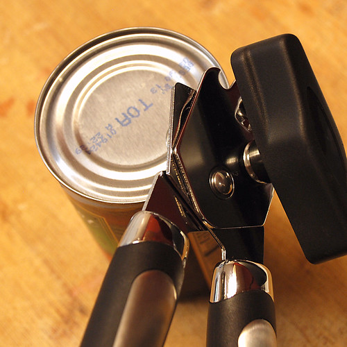 """Stainless Steel Can Opener - Kitchen Gadgets by Cuina Kitchen <a style=""""margin-left:10px; font-size:0.8em;"""" href=""""http://www.flickr.com/photos/115365437@N08/12108421423/"""" target=""""_blank"""">@flickr</a>"""
