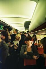 """ (Headcrabs) Tags: colour berlin film 35mm germany zoe airplane amy katie jet easy"
