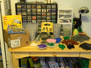 LEGO store Haul!