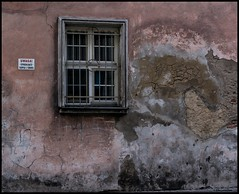 the window…. (bevscwelsh) Tags: window poland krakow dereliction sonynex6 sonye35mm
