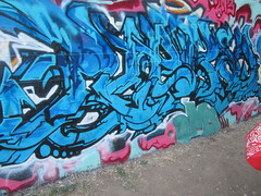 pierso oms amc wkt (stayfarawayfrom5hoe) Tags: sf california up graffiti oakland bay san francisco piers area amc piece berner throw oms wkt peirsoe