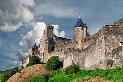Carcassonne (juanjofotos) Tags: nubes carcassonne castillo nikond800 juanjofotos juanjosales