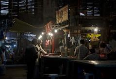 Butchers at New Market - D7K 5616 ep (Eric.Parker) Tags: india january kolkata bengal calcutta 2012