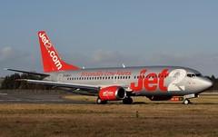 G-CELO (robert55012) Tags: faro edinburgh boeing edi 737 jet2 egph 24028 gcelo 73733aqc