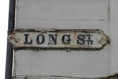 Long St, Sparkbrook (BackofRackhams) Tags: road street england signs streets birmingham unitedkingdom streetsigns longstreet roads names streetname streetnames sparkbrook roadname nameplates b11 roadnames