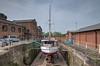 DSC_1651_2_3_4_5_tonemappeda (Kulu40) Tags: drydock boatyard d300 gloucesterdocks boatrepair tokina11~16f28aspherical tnielsencompany