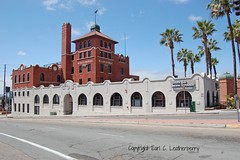 California, San Diego, (former) Mission Brewery Building (6,169) (EC Leatherberry) Tags: california beer brewery 1913 sandiegocounty nationalregisterofhistoricplaces missionrevivalstyle