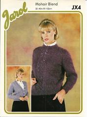 jarols_06 (Homair) Tags: vintage sweater fuzzy mohair cardigan jarol