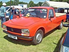 645 Peugeot 504GL Pick Up (1989) (robertknight16) Tags: france pickup 1980s peugeot worldcars