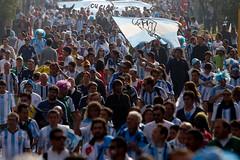 Movimentacao Argentina x Nigeria (Copa 2014 POA-RS) Tags: world brazil cup argentina brasil fan fifa portoalegre nigeria fans fest copa copa2014