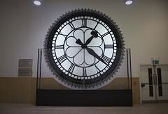 Gregory's girl clock (Dave S Campbell) Tags: gregorysgirl gregorys girl thenandnow then now film filmlocation scotland cumbernauld abronhill clock gregory scene movie wlgg gregorysgirldoc welovegregorysgirl setjetting set jetting