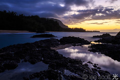 2E9A5051 (lee scott ) Tags: ocean sea usa seascape beach nature island hawaii outdoor kauai coastline makai leescott makana lumis mauka lumahai lumahaibeach rightsmanaged makanaridge rightmanaged lightsourcephotographybyleescott lumahaitouristsbeach lumahaisunset