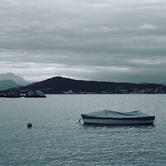 Floripa (cacoshs) Tags: florianpolis floripa santa catarina brasil brazil boat fisherman beach ocean