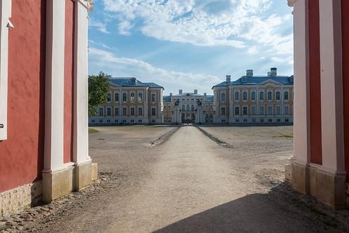 Palacio Rundale. Letonia 36
