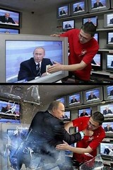 Putin ! (VDR_Nation) Tags: vdr humour drole fun omg rire