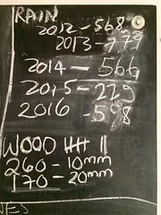 IMG_1996 (francois f swanepoel) Tags: rain reen water shisa shisafarm shisaguestfarm measure maatstaf meet swartbord