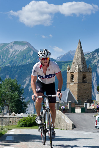 Cycling Alpe d'Huez - Dutch Corner