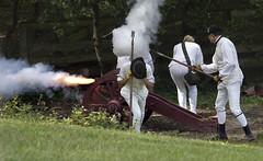 Colonial Williamsburg Virginia   militia military cannon fire firing (watts_photos) Tags: colonial williamsburg virginia militia military cannon fire firing canon colonialwilliamsburg