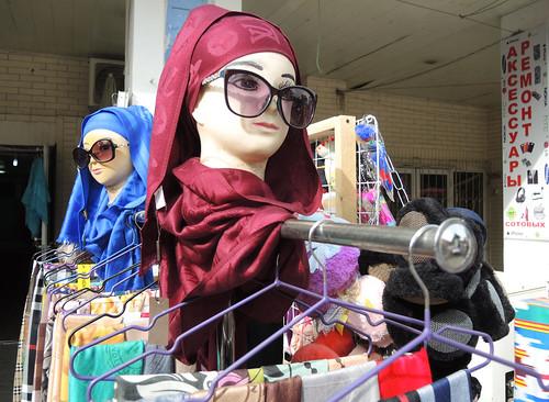 market mannequins