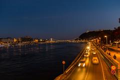 Budapest (John Soqquadro) Tags: duna dunaj danube hungary ungheria budapest europe river nightshot color longexposure