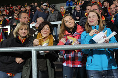 IMG_7107 (KV Mechelen) Tags: kvmechelen standardluik sfeer supporters afasstadion afas telenet