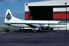 ACE ConvairP (T.O. Images) Tags: cfhel all canada express convair 340 toronto yyz