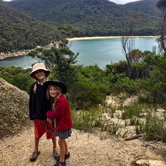 The Smalls. Refuge Cove, Wilsons Promontory.