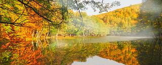 Yedigöller'de sonbahar (Autumn in Seven Lakes)