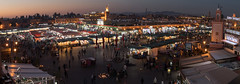 Jemaa el-Fnaa - Marrakech (Stefan Napierala) Tags: marocco morocco marokko stefannapierala marrakech marrakesch marrakesh maghreb souq suq jemaaelfnaa medina