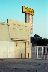 Cordon's Market (ADMurr) Tags: la hollywood closed market leica m4 kodak ektar film 50mm summicron 2014