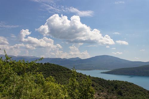 Lac de Sainte-Croix, Verdon