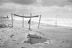 After the Storm (Svend RS) Tags: noiretblanc artinbw biancoenero blancoynegro streetphotography sonyilce7 sonya7 alpha a7m2 zeiss 55mm sel55f18z sonnartfe1855 sonnar5518za 50mm fullframe sea seashore landscape water beach