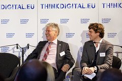 _MG_9114 (europeanbusinesssummit) Tags: willem joncker sbastien deletaille digital innovation europe eitdigital realimpactanalytics