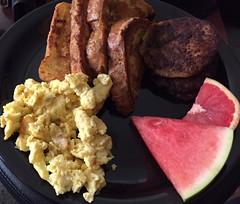sunday breakfast (storm1sky) Tags: foodie foodporn frenchtoast eggs breakfast