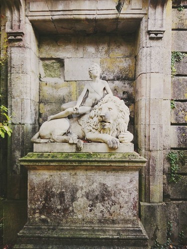 La force asservie par l amour Château de Compiègne
