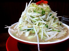 Tanmen topped with bean sprouts from Takechan Tanmen from Matsugaya (Fuyuhiko) Tags: topped with bean sprouts from takechan matsugaya       tokyo  ramen