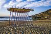 'Wave Wall' by Zhao Tengxiao (Leighton Wallis) Tags: sony alpha a7r mirrorless ilce7r 1635mm f40 emount bondibeach tamarama sydney nsw newsouthwales australia sculpturebythesea 2016 sxsbondi2016 wavewall zhaotengxiao