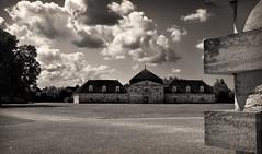 Arc & Senans - Saline Royale (.Sophie C.) Tags: arcetsenans 39 jura franchecomt saline salineroyale monochrome claudenicolasledoux architecture royalsaltworks xviiiesiecle patrimoinemondialdelunesco