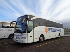 NH16MEH National Holidays in Blackpool (j.a.sanderson) Tags: nh16meh nationalholidays blackpool mercedesbenz tourismo shearings ta national holidays mercedes benz registered new march 2016