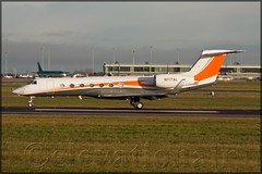 N117AL Gulfstream G550 Lincoln Enterprises (elevationair ✈) Tags: dublinairport dub eidw airliners airlines avgeek aviation airplane plane aircraft gulfstream gulfstreamaerospace g550 gulfstreamg550 n117al lincolnenterprises bizjet businessjet vip