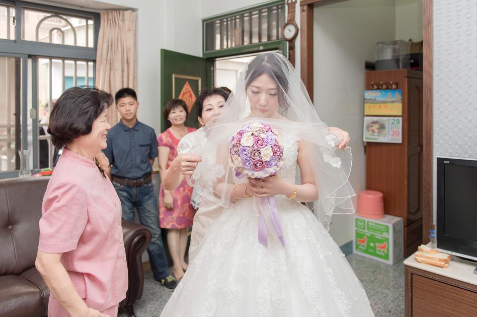 台南婚攝 婚禮紀錄 情定婚宴城堡 C & M 061