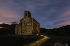 Faith (omar huerta) Tags: ermita larioja nocturna fotografianocturna largaexposicion tamron maglite ledlenser vanguard altapro nikon fullframe estrellas camino luz iglesia abandonado