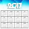free vector 2017 simple calendar (cgvector) Tags: 2017 abstract april august background business calendar chronological color company date day december design diary element event february friday graphic holiday illustration january july june march may mesh monday month monthly november number october office organizer planner saturday schedule september simple sunday template thursday time tuesday vector wednesday week year