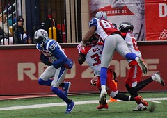 Football, Montral Alouettes VS Calgary Stampeders, Sony A77 MK 2, Montral, 30 October 2016 (74) (proacguy1) Tags: football montralalouettesvscalgarystampeders sonya77mk2 montral 30october2016