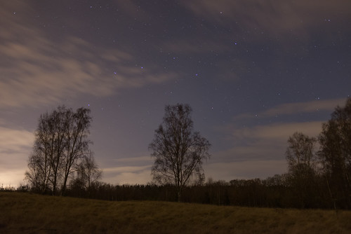 The stars in the Skåne sky