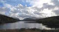 6014 Llyn Padarn (Andy - Busyyyyyyyyy) Tags: 20161118 autumncolour lake lll llynpadarn mmm mountain mtsnowdon snow sss water www
